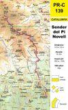 Mapa PR-139