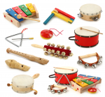 instruments orff