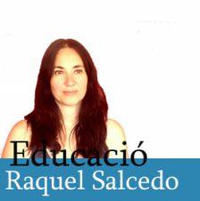 Educació - Raquel Salcedo